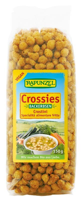 Backerbsen (Crossies)
