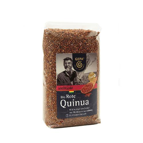 Quinua (Quinoa) rot 500g