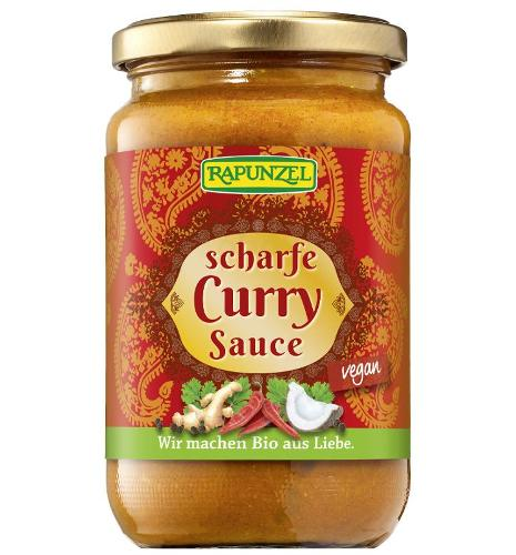 Curry-Sauce scharf 350ml