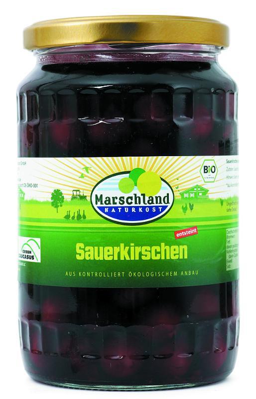 Sauerkirschen ohne Stein 720ml