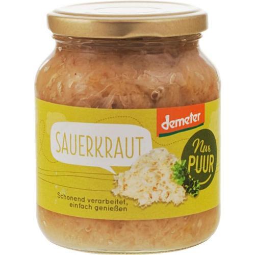 Sauerkraut im Glas 350g