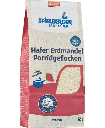 Hafer Erdmandel Porridge