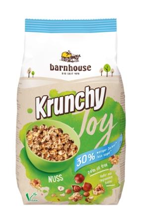 Krunchy Joy Nuss 375g