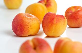 Aprikosen für Marmelade