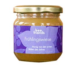 Frühlingswiese Honig, 230g