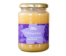 Frühlingswiese Honig, 470g