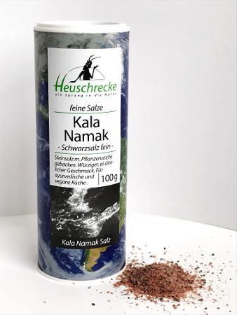 Kala Namak, indisches Schwarzsalz 100g