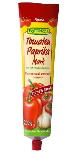 Tomaten Paprika Mark in der Tube