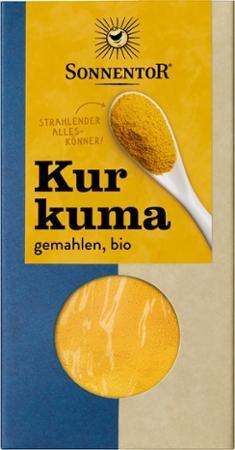 Kurkuma (Gelbwurzel) gemahlen 40g