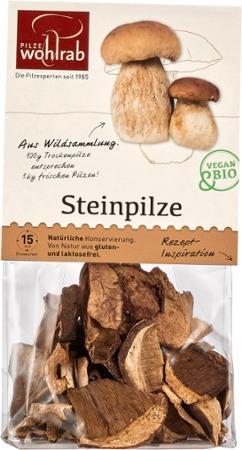 Steinpilze getrocknet 20g