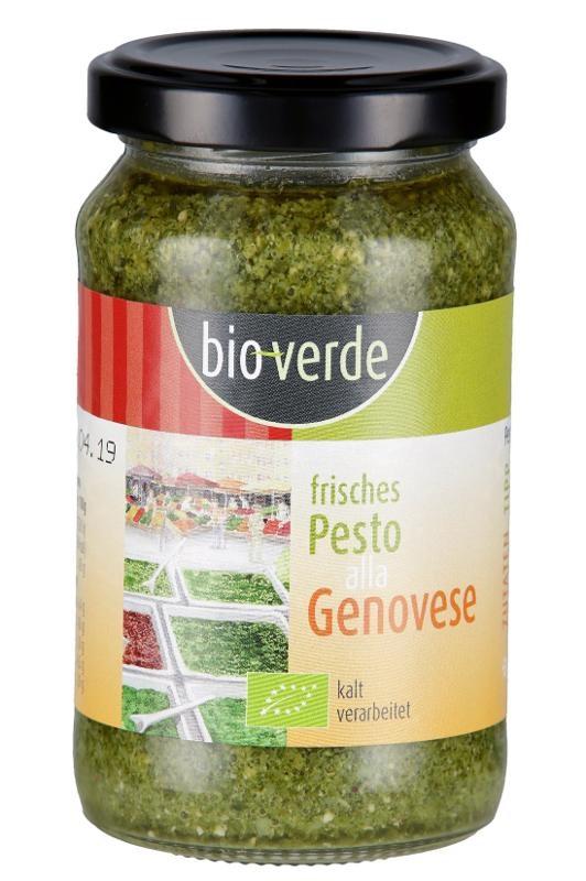 Frisches Pesto Genovese 165ml