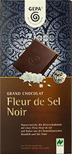 Fleur de Sel Zartbitter Schokolade 100g