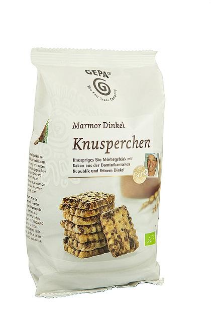 Bio Marmor-Dinkel-Knusperchen
