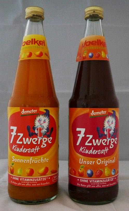 7-Zwergesaft Mixkiste 6*0,7L