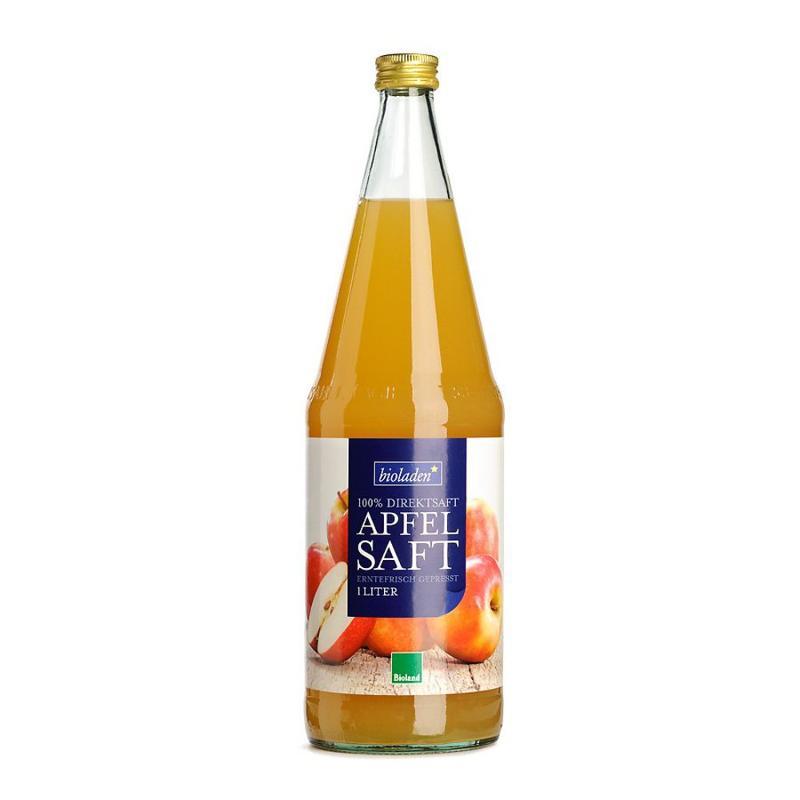 Apfelsaft, naturtrüb  6*1L
