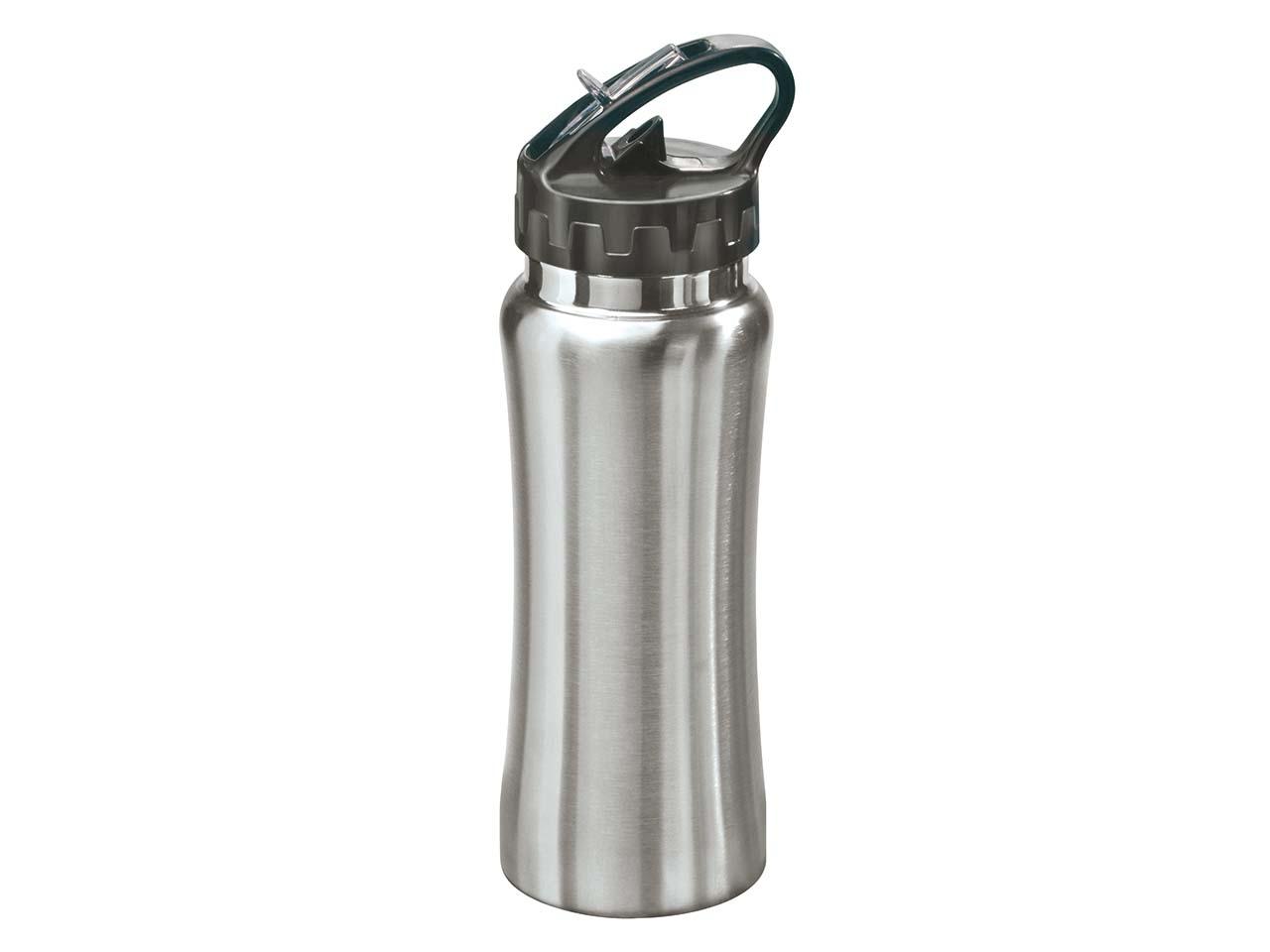 Trinkflasche Edelstahl 0,5L