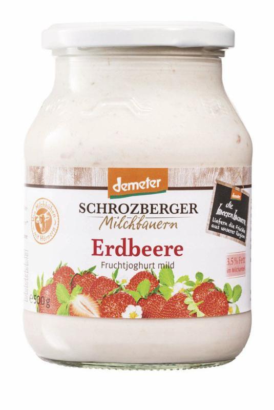 SZ Beerenbauern Erdbeere 500g