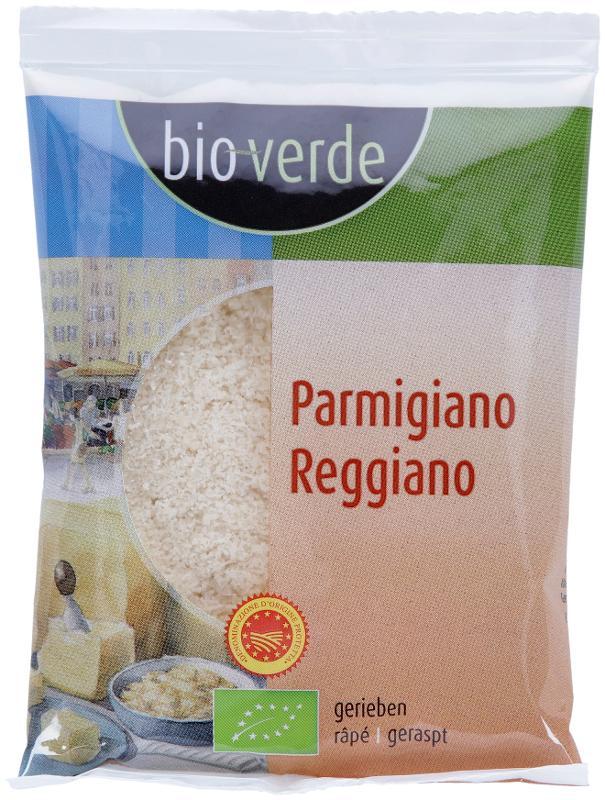 Parmigiano Reggiano - Gerieben