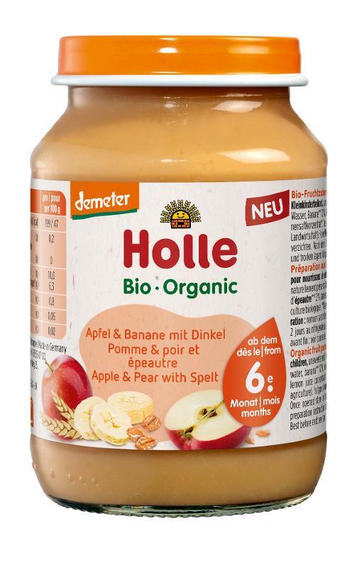 Feine Banane mit Grieß  190g