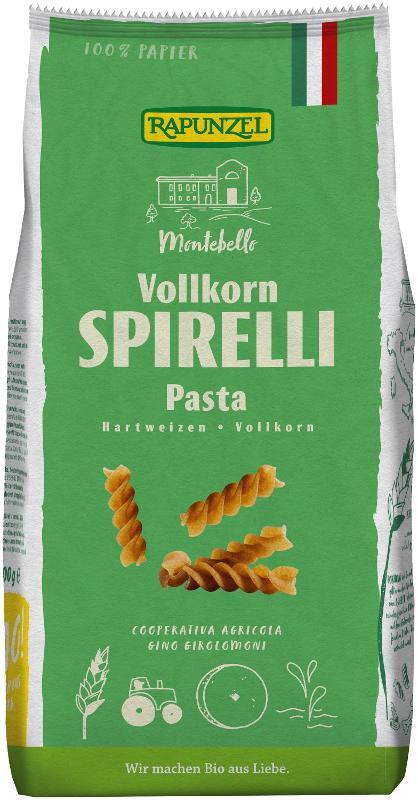 Spirelli Vollkorn 2x500g