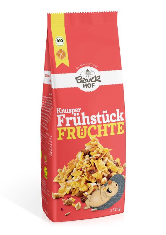Knusper Frühstück Früchte  325