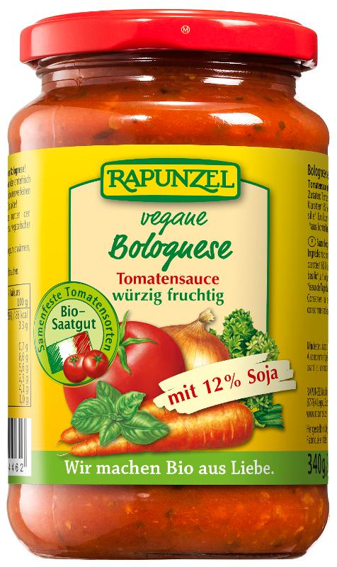 Tomatensauce Bologn.vegan