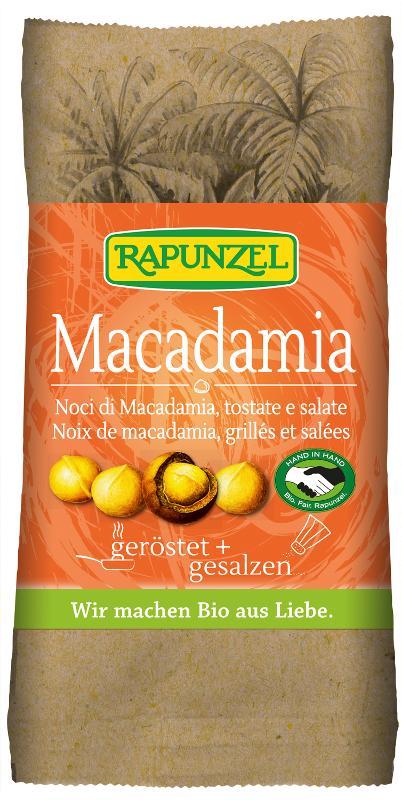 Macadamia Nusskerne 75g
